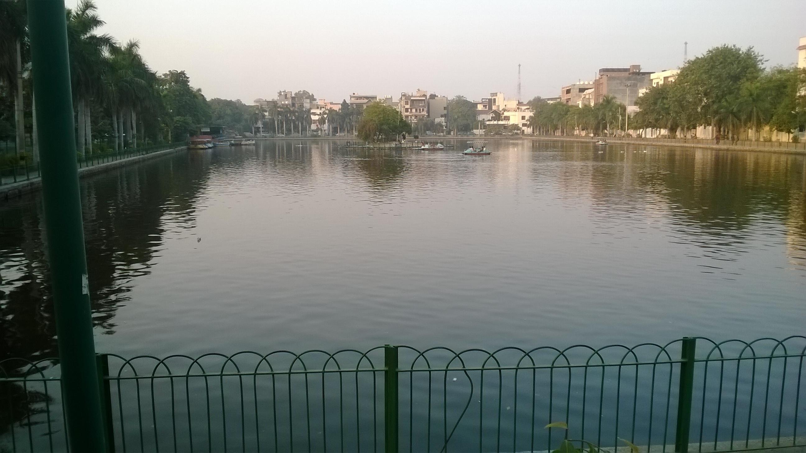 Naini Lake
