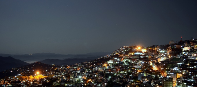 aizawl-night-sky